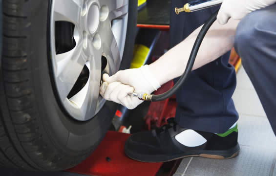 How to keep your tyres in safe condition