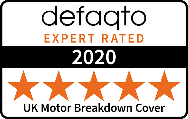 Defaqto 5 star rating 2020