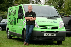 Green Flag's brand ambassador for this season's Premiership Rugby.